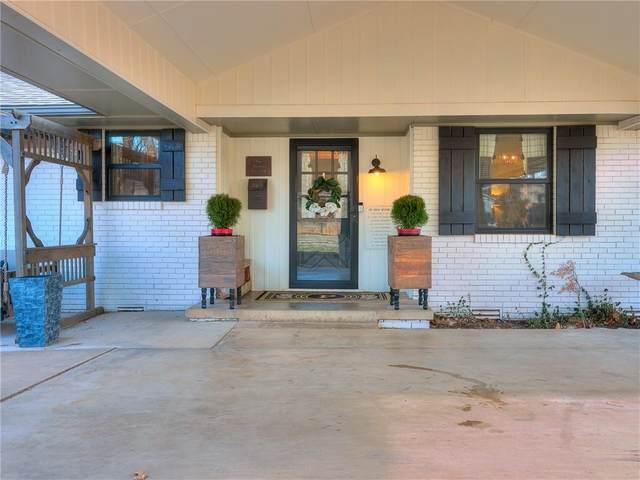 320 E 9th Street, Edmond, OK 73034 (MLS #945293) :: Homestead & Co