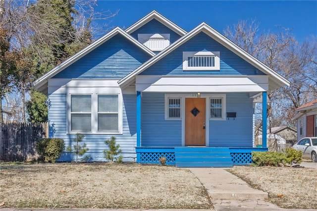 119 NW 25th Street, Oklahoma City, OK 73103 (MLS #945414) :: Your H.O.M.E. Team