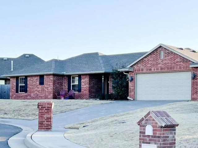 7017 Cherokee Landing, Oklahoma City, OK 73132 (MLS #945461) :: Your H.O.M.E. Team