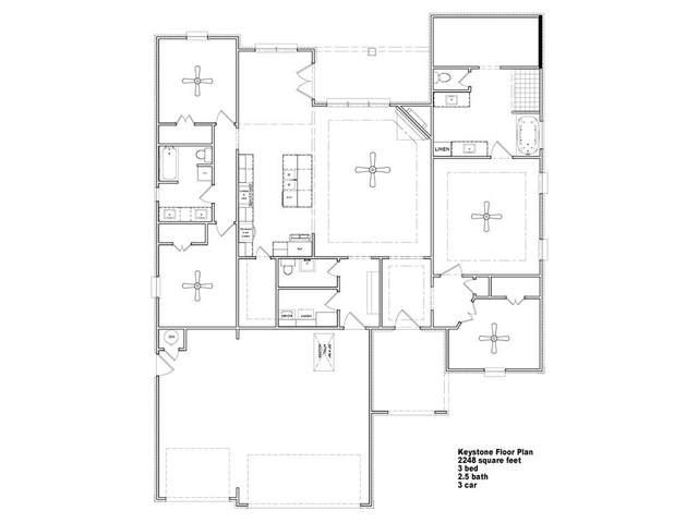 1326 Kimberlin Lane, Tuttle, OK 73089 (MLS #947271) :: KG Realty
