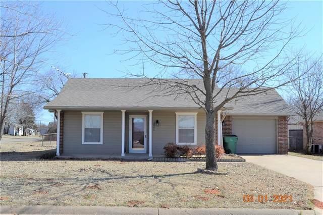 201 S 6th Avenue, Stroud, OK 74079 (MLS #947442) :: Maven Real Estate