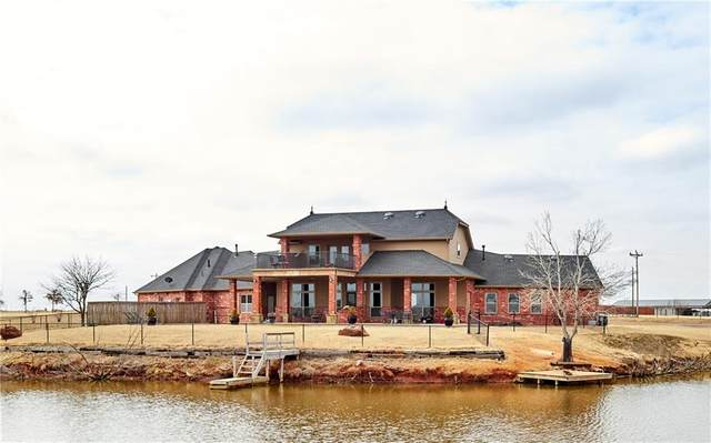 5900 Piedmont Road, Piedmont, OK 73078 (MLS #947719) :: ClearPoint Realty