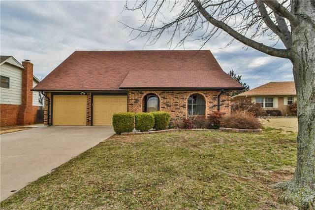 8208 S Douglas Avenue, Oklahoma City, OK 73139 (MLS #947893) :: The UB Home Team at Whittington Realty