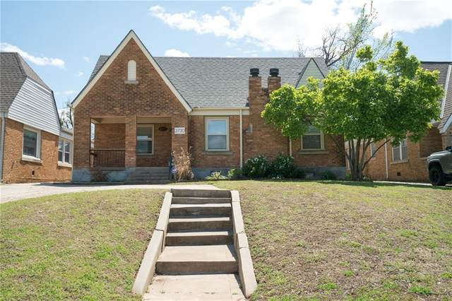 2730 NW 22nd Street, Oklahoma City, OK 73107 (MLS #948186) :: Keller Williams Realty Elite