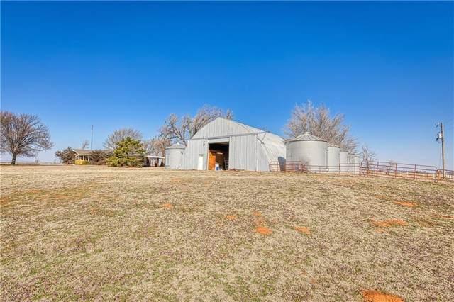 20147 E 1090 Road, Elk City, OK 73644 (MLS #948369) :: Homestead & Co