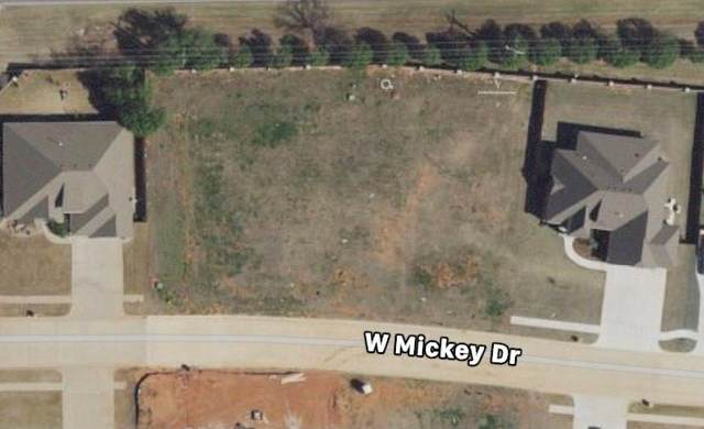 2317 W Mickey Drive, Mustang, OK 73064 (MLS #948403) :: Homestead & Co