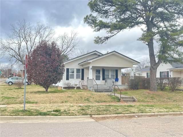 802 N Hobson Avenue, Shawnee, OK 74801 (MLS #948481) :: Maven Real Estate