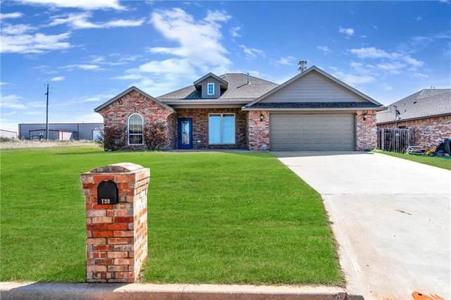 130 Gambel Lane, Elk City, OK 73644 (MLS #948561) :: Maven Real Estate