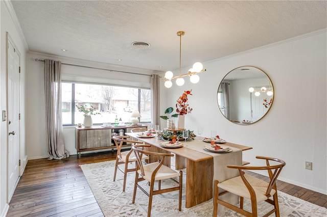 1718 Westminster Place, Nichols Hills, OK 73120 (MLS #948740) :: Homestead & Co