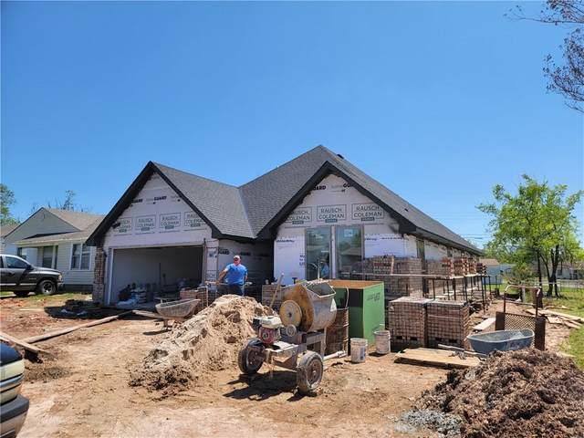 3904 Del Road, Del City, OK 73115 (MLS #949490) :: Homestead & Co