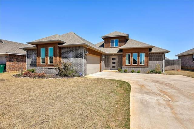 10308 Salt Fork Drive, Yukon, OK 73099 (MLS #949579) :: Maven Real Estate