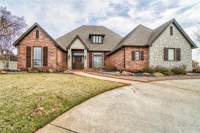 1213 Muirfield Drive, Shawnee, OK 74801 (MLS #949596) :: Your H.O.M.E. Team
