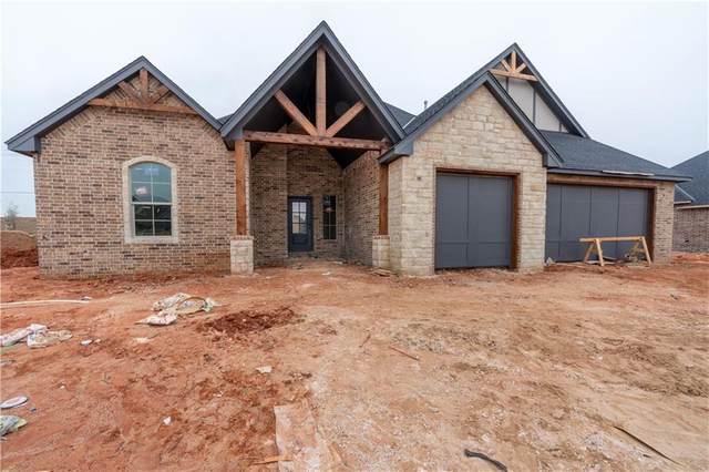 4852 Montie Circle, Tuttle, OK 73089 (MLS #949778) :: Maven Real Estate