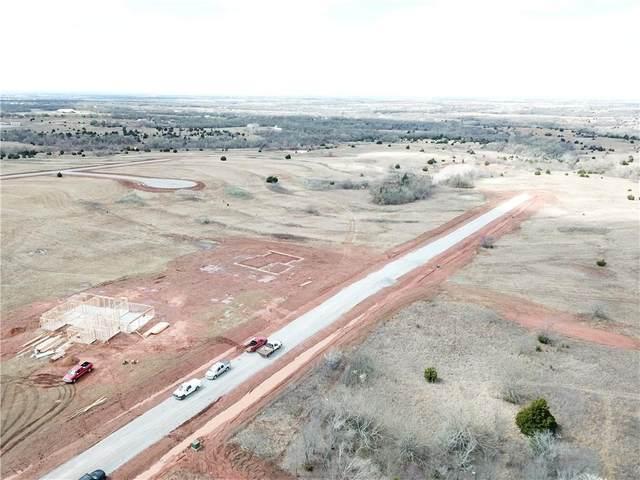 Winter Park Farms Phase I, Blanchard, OK 73010 (MLS #949977) :: Maven Real Estate