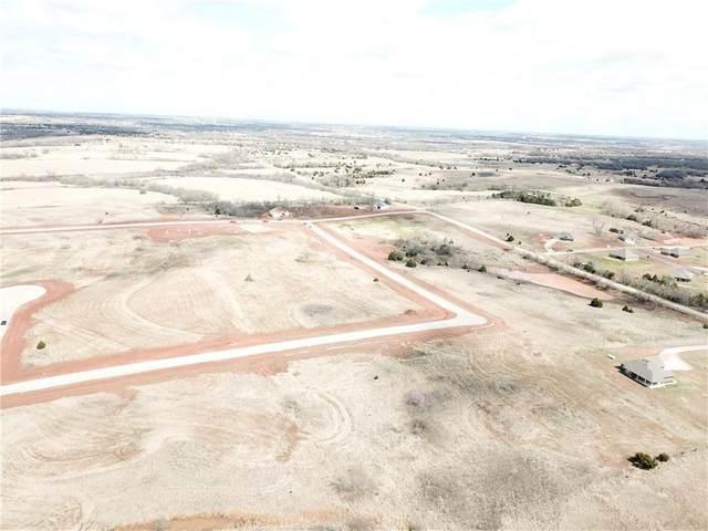 Winter Park Farms Phase I, Blanchard, OK 73010 (MLS #949988) :: Maven Real Estate