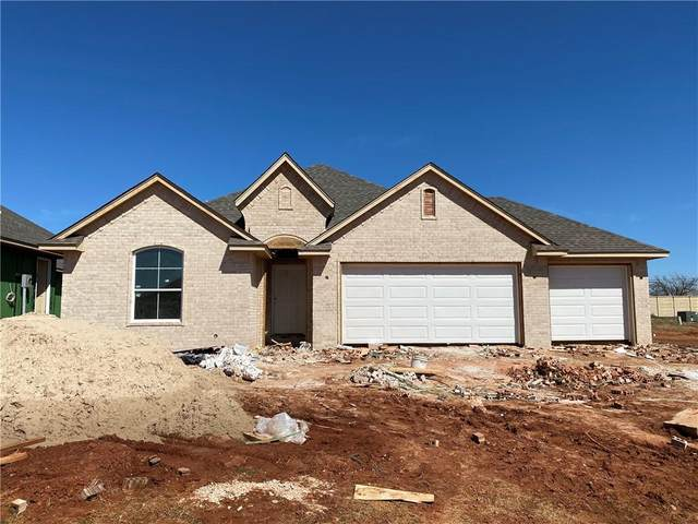 6609 NW 150th Terrace, Oklahoma City, OK 73142 (MLS #950081) :: ClearPoint Realty