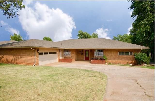 916 N Kansas Street, Weatherford, OK 73096 (MLS #950268) :: Maven Real Estate