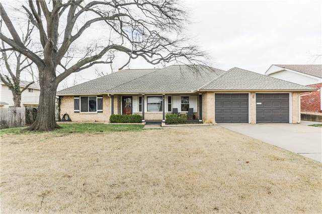 3513 NW 65th Terrace, Oklahoma City, OK 73116 (MLS #950349) :: Homestead & Co