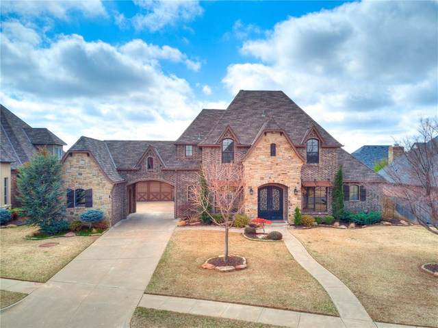 4600 Fountain View Drive, Norman, OK 73072 (MLS #950661) :: Maven Real Estate