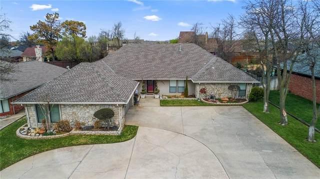 3321 Rosewood Lane, Oklahoma City, OK 73120 (MLS #950753) :: Maven Real Estate