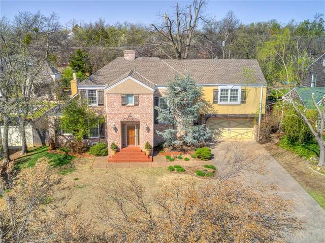 6502 N Lenox Avenue, Nichols Hills, OK 73116 (MLS #950799) :: Maven Real Estate