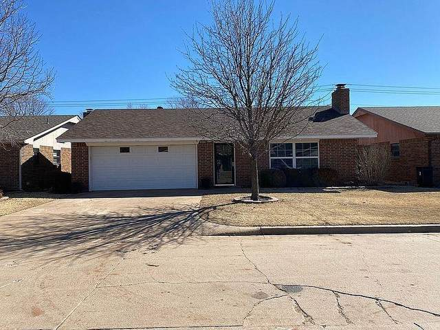 114 Fir Drive, Medford, OK 73759 (MLS #950919) :: ClearPoint Realty