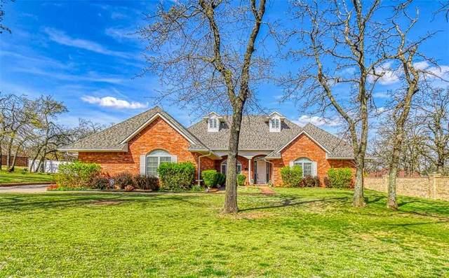 1601 Maple Street, Blanchard, OK 73010 (MLS #951129) :: Maven Real Estate