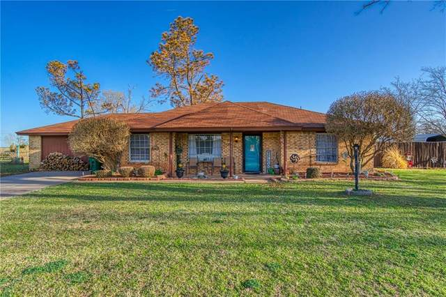 20413 E County Road 1567 Road, Altus, OK 73521 (MLS #951292) :: ClearPoint Realty