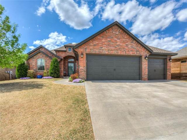 2109 Timber Crossing, Yukon, OK 73099 (MLS #951468) :: ClearPoint Realty