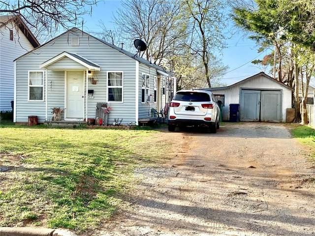 408 SE 45th Street, Oklahoma City, OK 73129 (MLS #951516) :: ClearPoint Realty