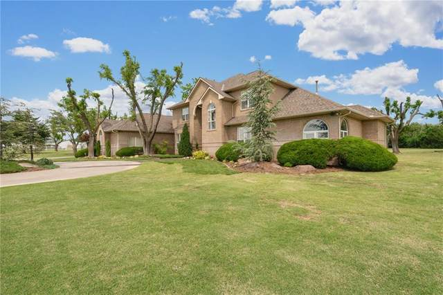 12700 S Rockwell Avenue, Oklahoma City, OK 73173 (MLS #951536) :: Erhardt Group at Keller Williams Mulinix OKC