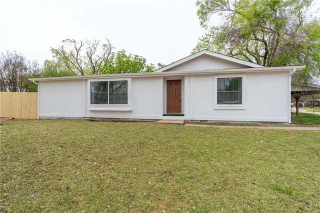 12201 Woodland Hills Drive, Oklahoma City, OK 73131 (MLS #951662) :: Your H.O.M.E. Team