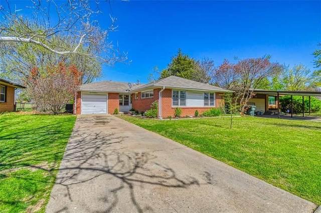 733 Highland Parkway, Norman, OK 73069 (MLS #951701) :: Homestead & Co