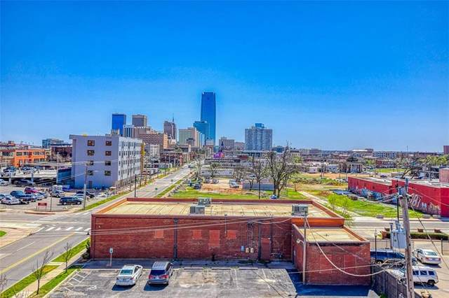 1209 N Harvey Avenue #203, Oklahoma City, OK 73103 (MLS #951711) :: ClearPoint Realty