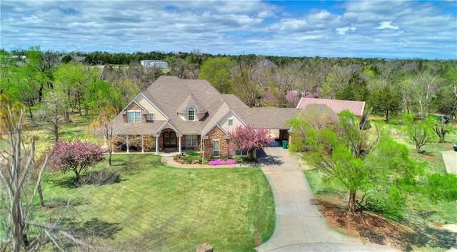10501 Crystal Creek Drive, Mustang, OK 73064 (MLS #951919) :: KG Realty