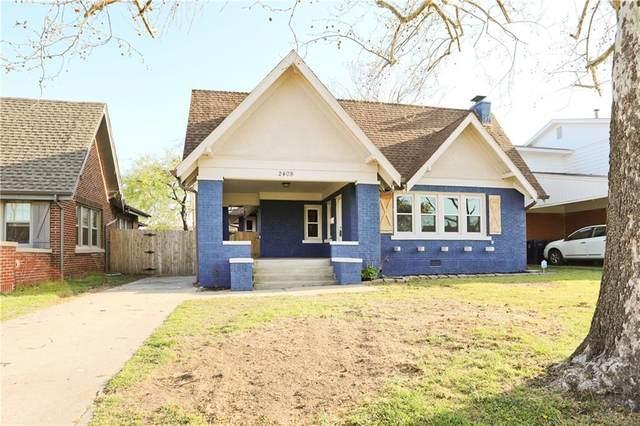 2408 NW 19th Street, Oklahoma City, OK 73107 (MLS #951989) :: Homestead & Co