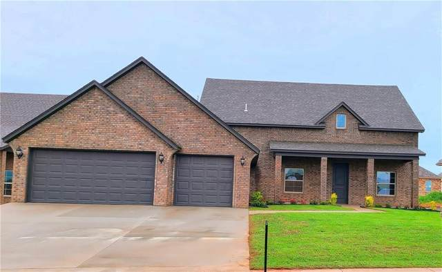 9321 SW 41st Street, Oklahoma City, OK 73179 (MLS #952009) :: The UB Home Team at Whittington Realty