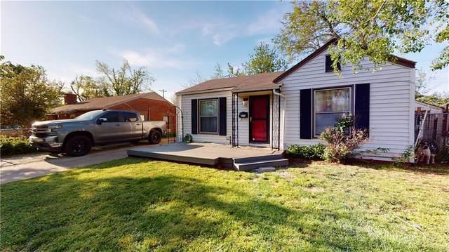 311 E Kittyhawk Drive, Midwest City, OK 73110 (MLS #952087) :: Keller Williams Realty Elite