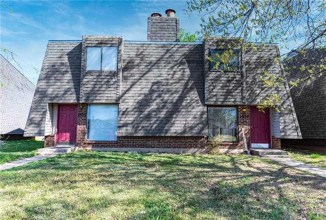 1325 Eastgate Drive #1327, Norman, OK 73071 (MLS #952173) :: ClearPoint Realty