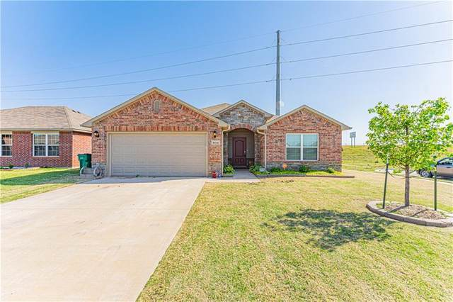 8536 SW 50th Street, Oklahoma City, OK 73179 (MLS #952180) :: Homestead & Co