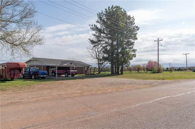 362148 Old 62 Highway, Paden, OK 74860 (MLS #952501) :: Your H.O.M.E. Team