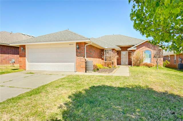 4205 Elf Owl Court, Norman, OK 73072 (MLS #952640) :: Homestead & Co