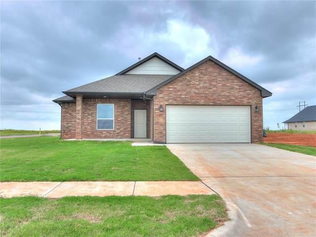 1216 Lavista Lane, Kingfisher, OK 73750 (MLS #952642) :: Maven Real Estate
