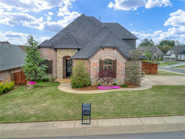 2809 Open Range Road, Edmond, OK 73034 (MLS #952709) :: Maven Real Estate