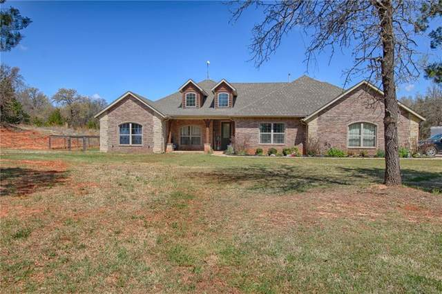 16305 Timbers Drive, Oklahoma City, OK 73165 (MLS #952848) :: Your H.O.M.E. Team