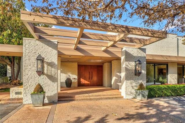 1603 Guilford Lane, Nichols Hills, OK 73120 (MLS #952854) :: Homestead & Co