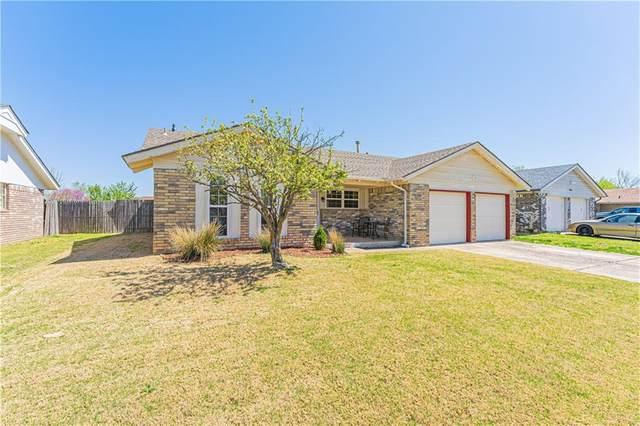 1539 Briar Meadow Road, Norman, OK 73071 (MLS #952902) :: Maven Real Estate