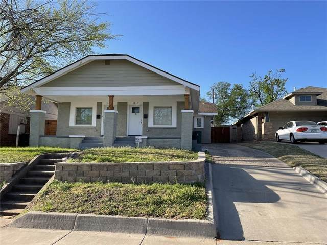 1444 NE 13th Street, Oklahoma City, OK 73117 (MLS #952937) :: Homestead & Co