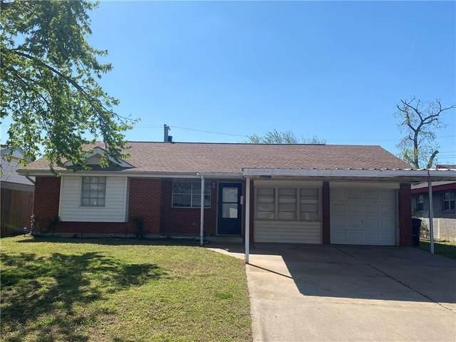 1101 N Norman Street, Moore, OK 73160 (MLS #952950) :: Homestead & Co