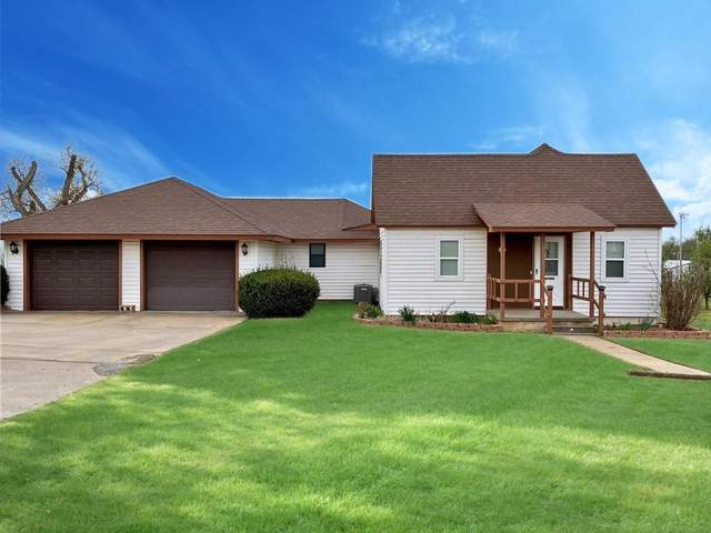 332 W 5th Street, Hydro, OK 73048 (MLS #953160) :: Keller Williams Realty Elite
